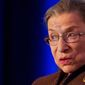 Justice Ruth Bader Ginsburg   Associated Press photo