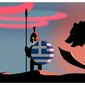 Illustration on the new importance of Greece in NATO by ALexander Hunter/The Washington Times