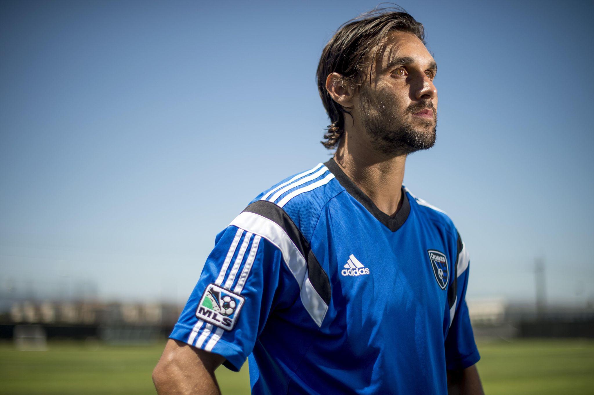 Earthquakes star Chris Wondolowski chases MLS goals record - Washington Times