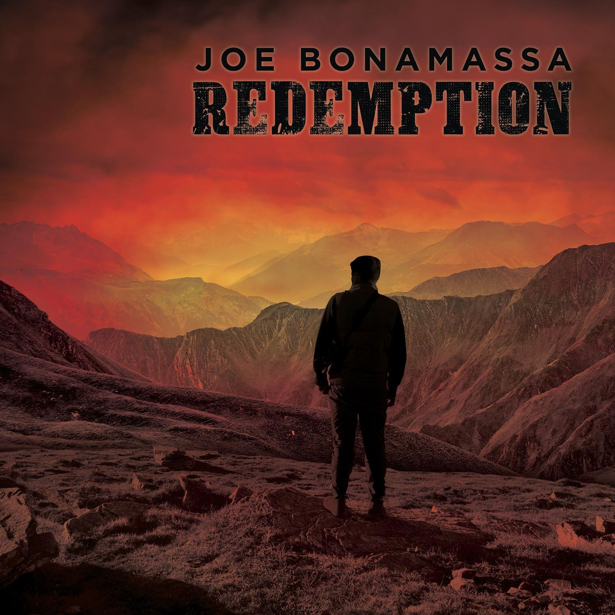Review: Joe Bonamassa rocks the blues hard on \'Redemption ...