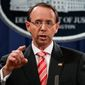 Rod Rosenstein (Associated Press/File)