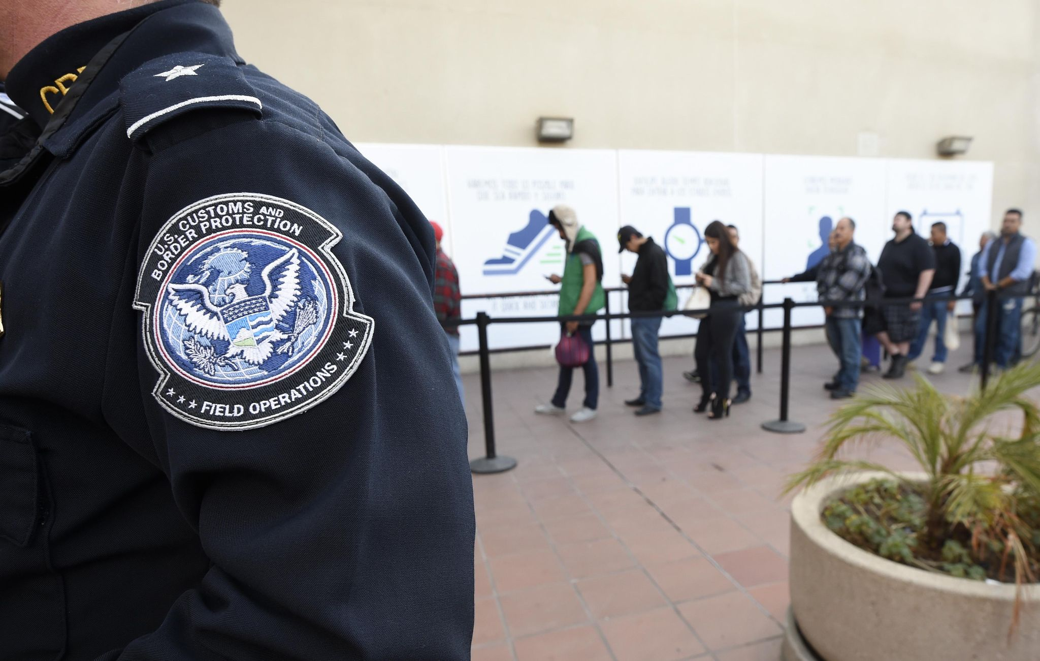 Trump administration moves to deny green cards to immigrants on public aid - Washington Times