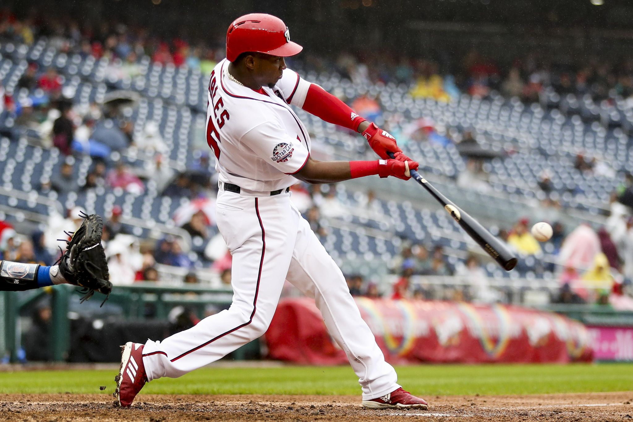Victor Robles shines, but Nationals fall to Mets i...