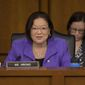 Sen. Mazie Hirono    Associated Press photo