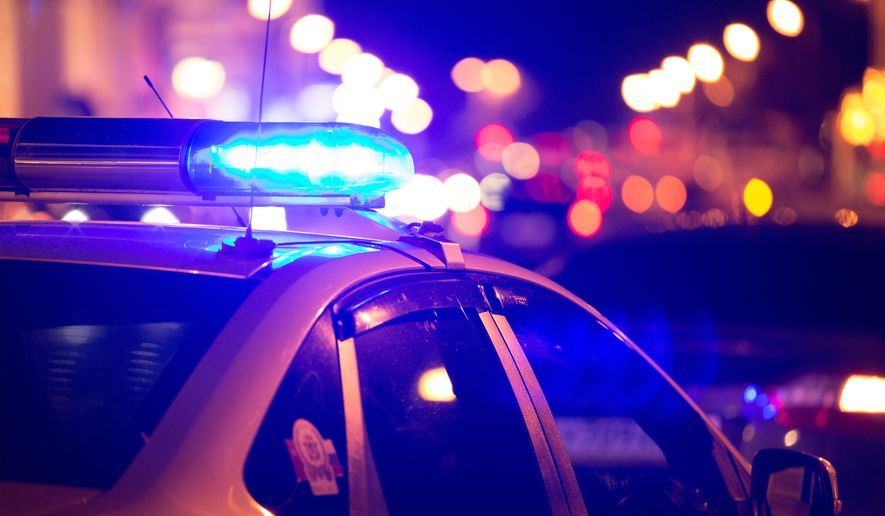 Police car Blue Light