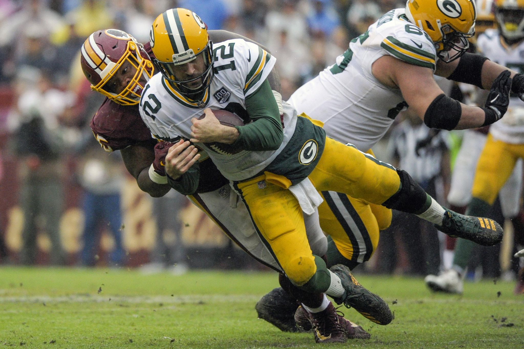 A-Rod driven to drink as Packers digest 31-17 loss to Skins - Washington Times