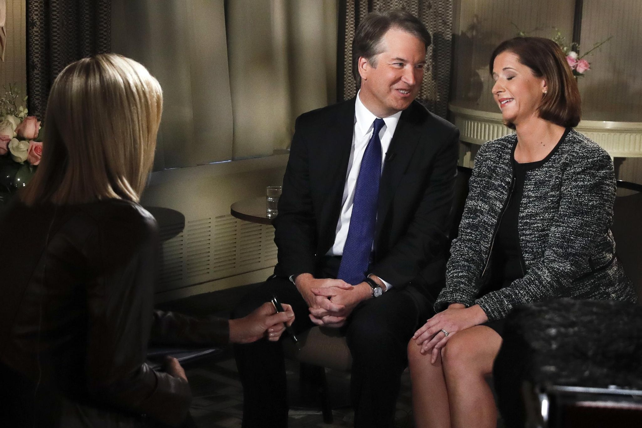 In TV interview, Kavanaugh denies sexually assaulting anyone - Washington Times