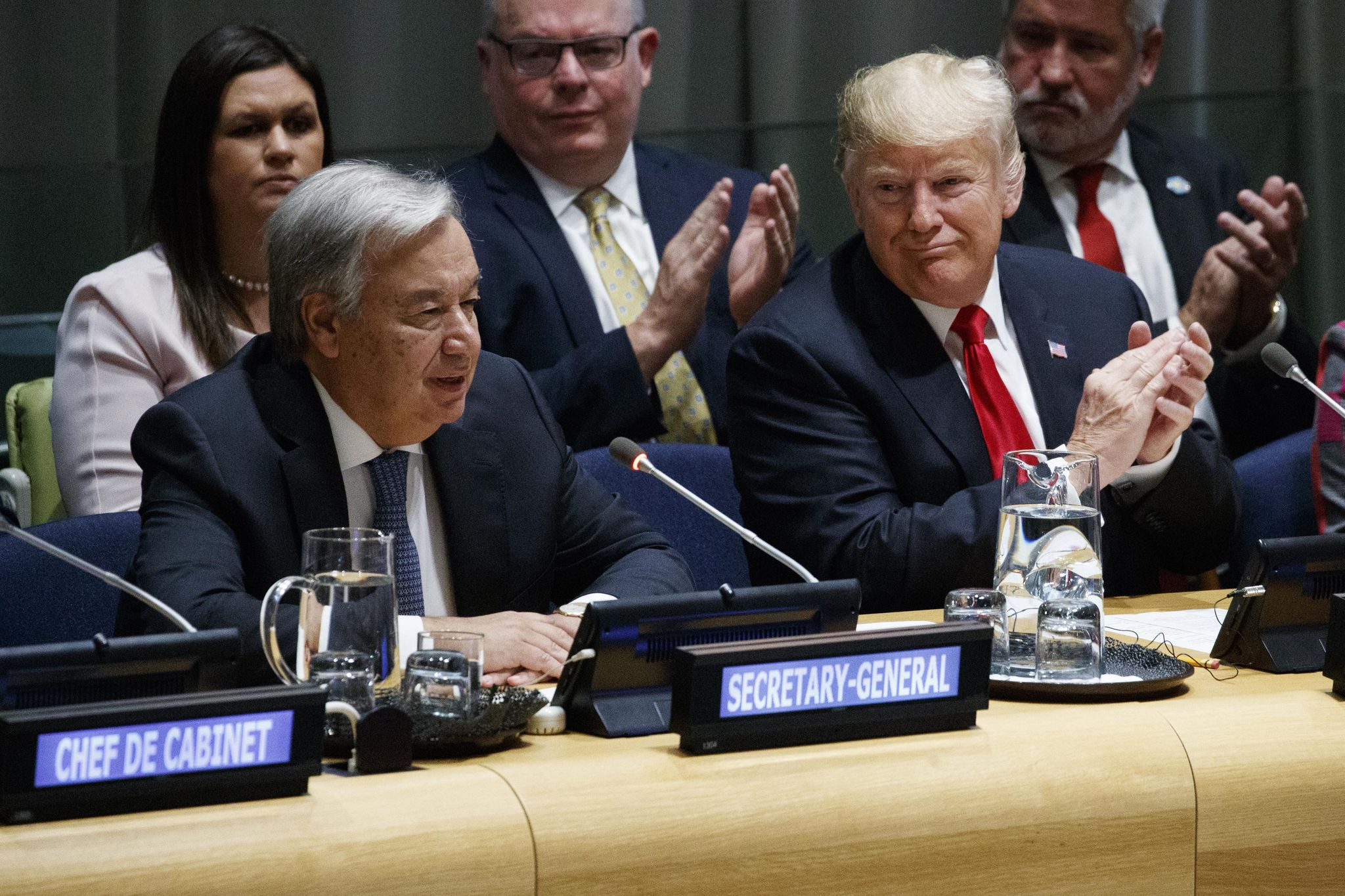 UN to caution against populism in high-level week - Washington Times