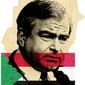 Sandy Berger and the Sudan Lie Illustration by Greg Groesch/The Washington Times