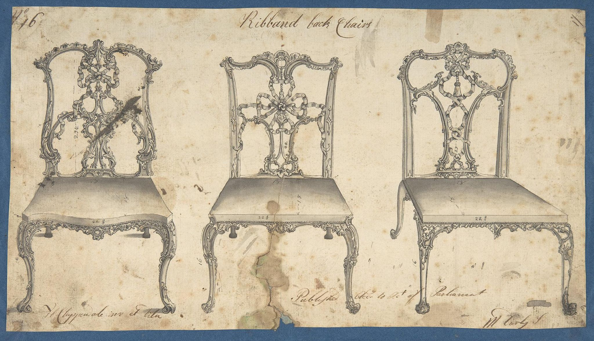 Met Exhibit: how Chippendale became a household name - Washington Times