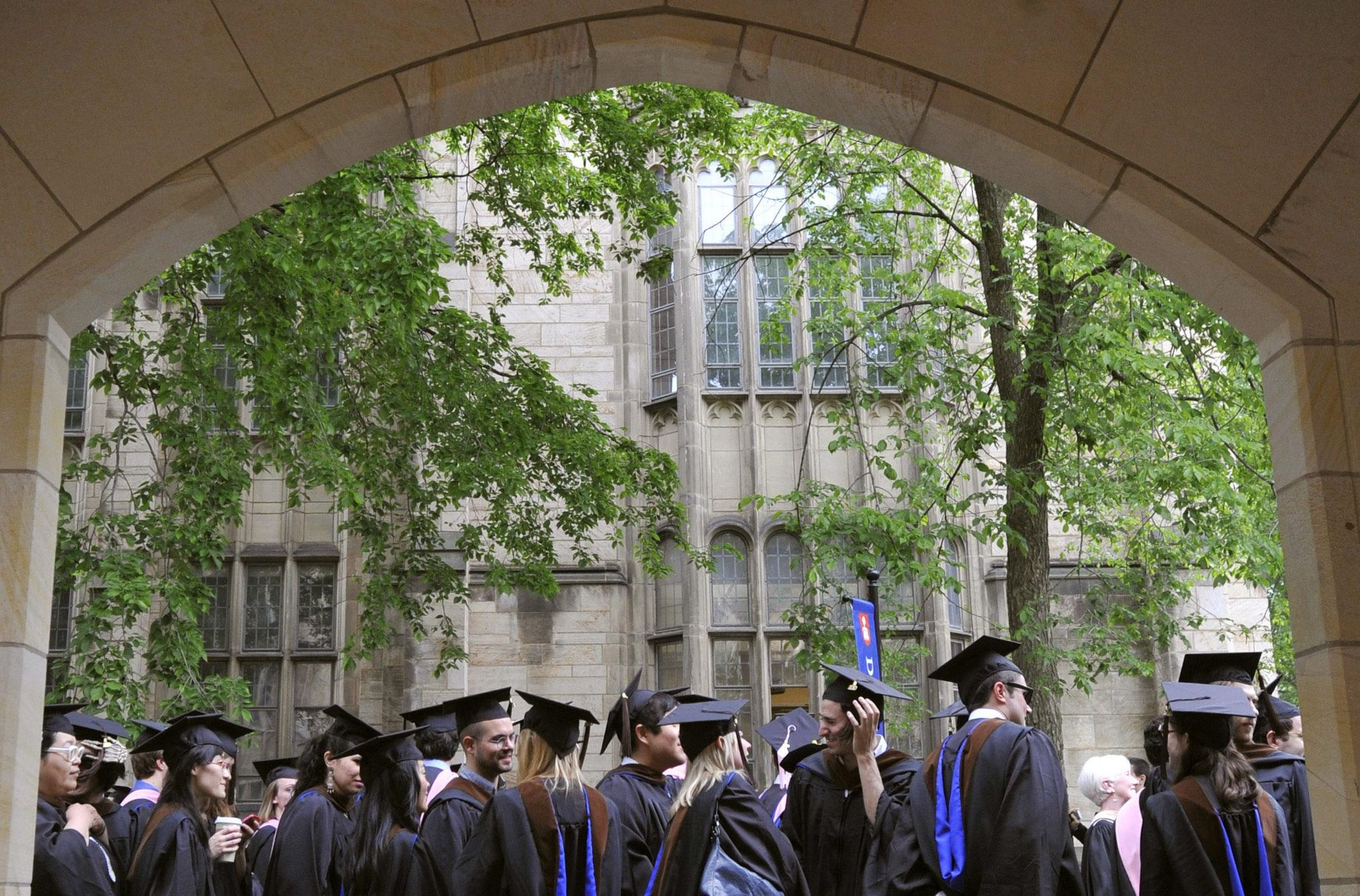 Yale announces 'non-binary' gender option in response to Trans Rights Coalition petition