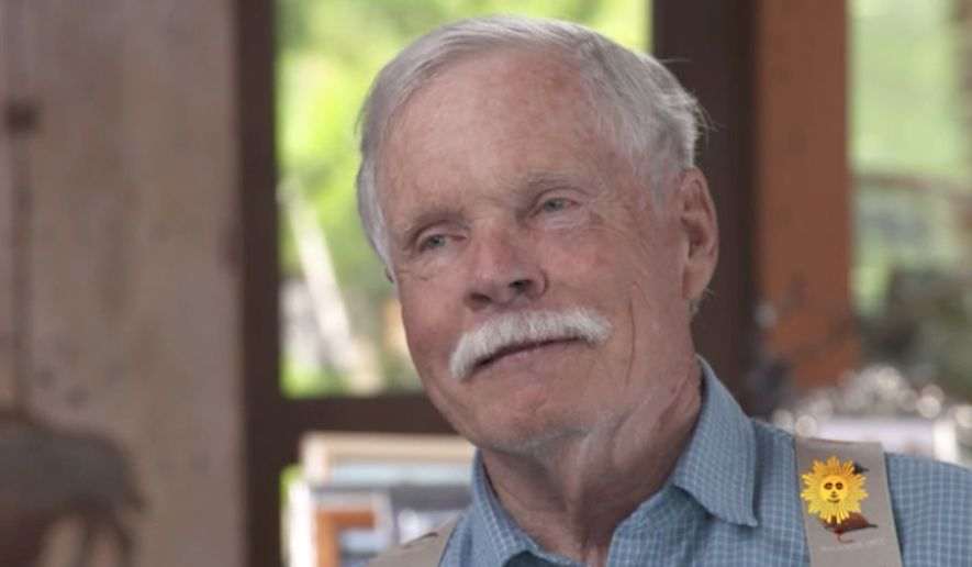 """CNN founder Ted Turner said he would do things differently at the network if he was still in charge, saying it's been too heavy on the """"politics"""" and should adopt a more """"balanced agenda."""" (CBS)"""