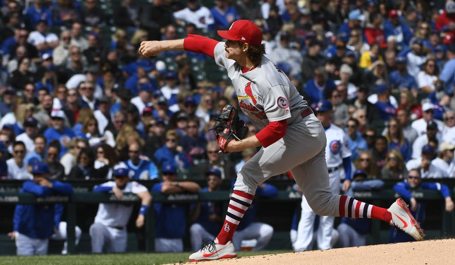 Cubs lose 2-1 to Cards as NL Central race goes to final day