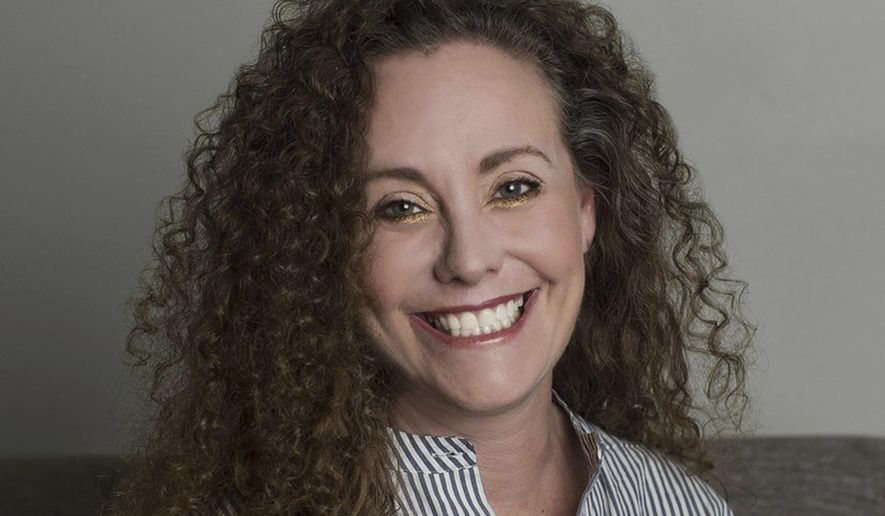 This undated photo of Julie Swetnick was released by her attorney Michael Avenatti via Twitter, Wednesday, Sept. 26. 2018. Swetnick is one of the women who has publicly accused Supreme Court nominee Brett Kavanaugh of sexual misconduct. (Michael Avenatti via AP) ** FILE **