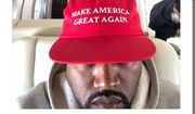 """Entertainer and entrepreneur Kanye West sports a """"MAGA"""" hat in a tweet published Sept. 30, 2018. His attached message regarding the Trump administration and American culture prompted actor Chris Evans to call him """"retrogressive"""" and """"terrifying."""" (Image: Twitter, Kanye West) ** FILE **"""