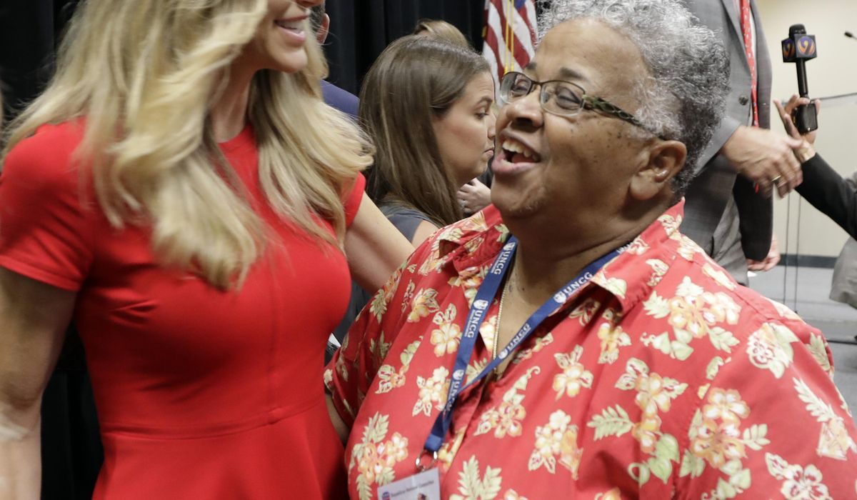 Trump campaign touts numbers, increase in female donors at CPAC