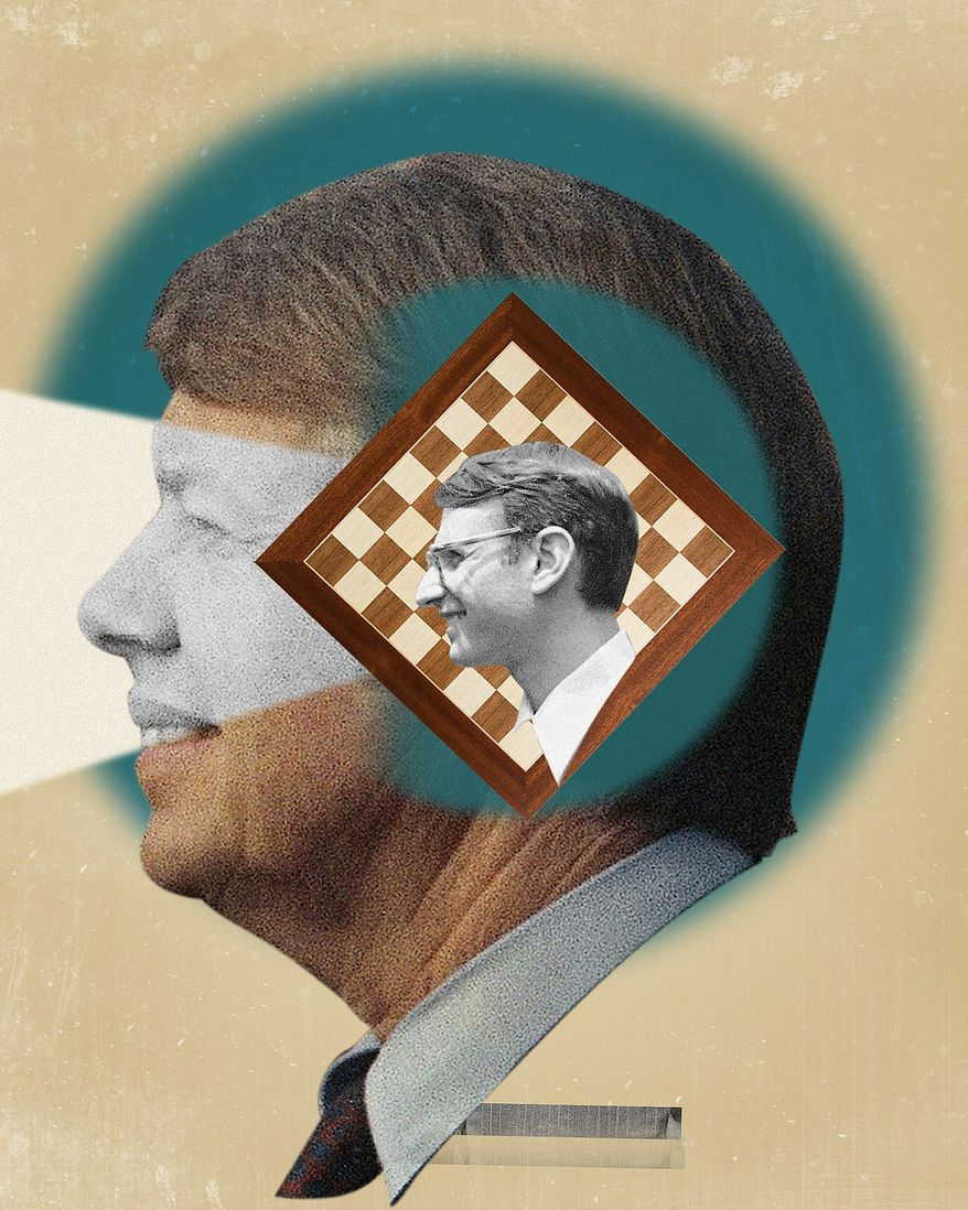 Illustration on Jimmy Carter's foreign policy advisors by Linas Garsys/The Washington Times