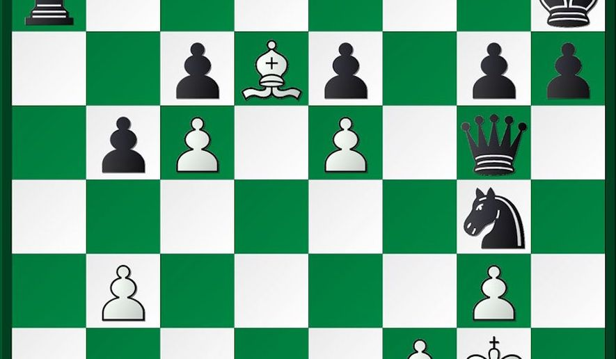 712 The Chess Olympiad Starts