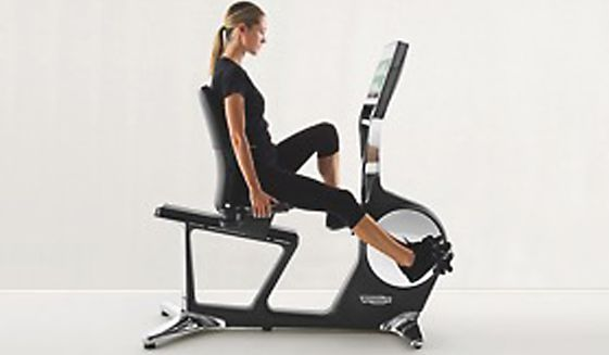 Well-crafted home fitness equipment combines biomechanics, technology and performance with aesthetic design. (Technogym)