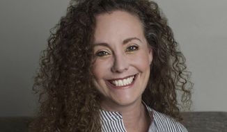 This undated photo of Julie Swetnick was released by her attorney Michael Avenatti via Twitter on Sept. 26. 2018. NBC News decided to air an interview with Brett Kavanaugh accuser Swetnick, despite credibility question and NBC says it is continuing to report the story, seeking corroborating evidence. (Michael Avenatti via AP)