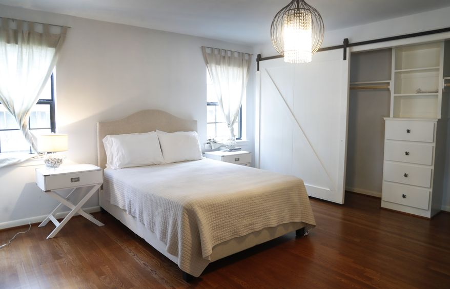 The D.C. Council tabled a final vote on the legislation for Airbnb rentals until Nov. 13 after a financial analysis raised questions about the bill's viability. (Associated Press/File)