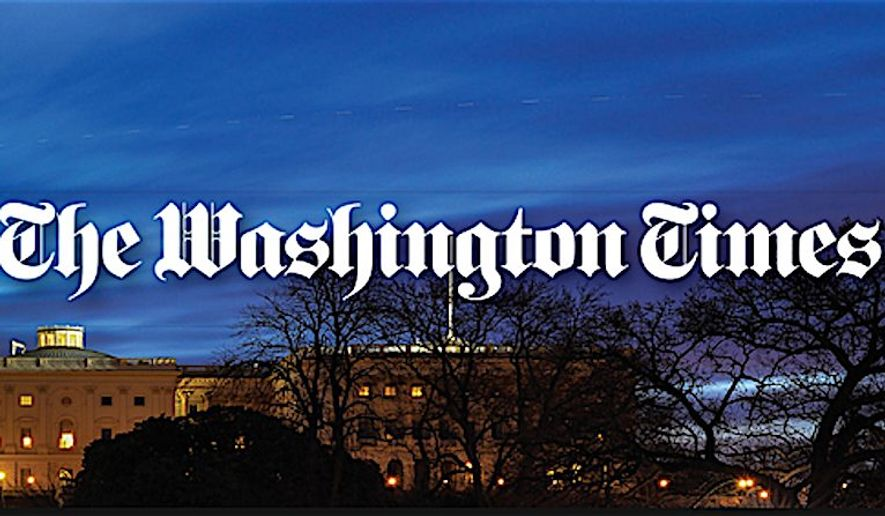 The Washington Times has been named among the top-10 most trusted news organizations in America by a new industry study.
