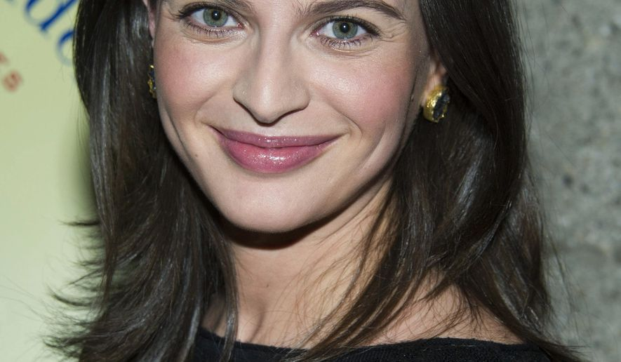 """FILE - In this Feb. 6, 2012, file photo, Bianna Golodryga attends the launch party for Ali Wentworth's book """"Ali in Wonderland"""", in New York. Golodryga is joining the dawn patrol as co-host of """"CBS This Morning."""" CBS News President David Rhodes announced Wednesday, Oct. 3, 2018, that Golodryga will join Gayle King, Norah O'Donnell and John Dickerson on the program. (AP Photo/Charles Sykes, File)"""