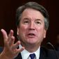 Judge Brett Kavanaugh. (Associated Press)