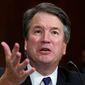 Judge Brett Kavanaugh. (Associated Press)