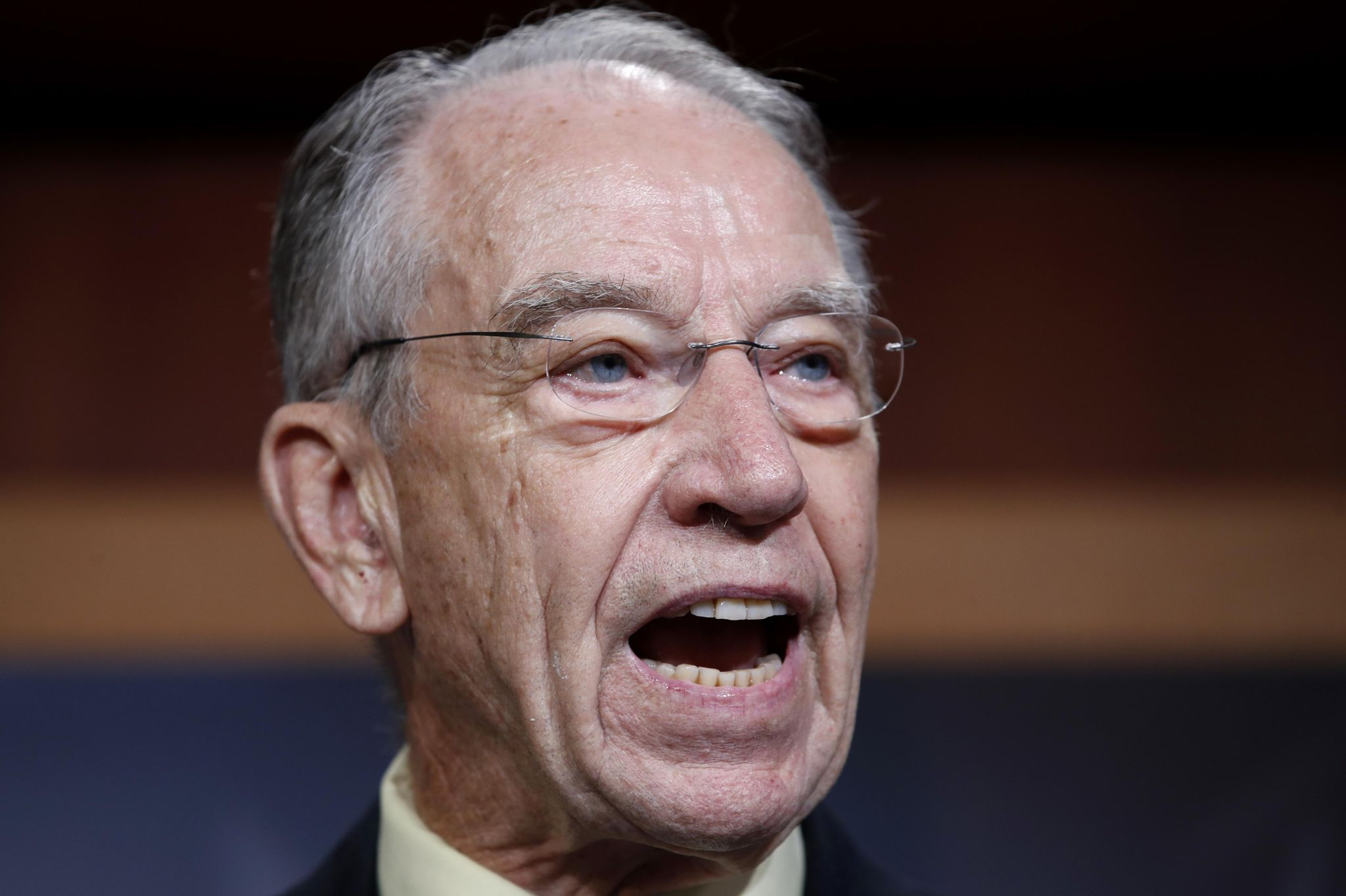 Kavanaugh's replacement on D.C. Circuit could get confirmed by Christmas, Grassley says
