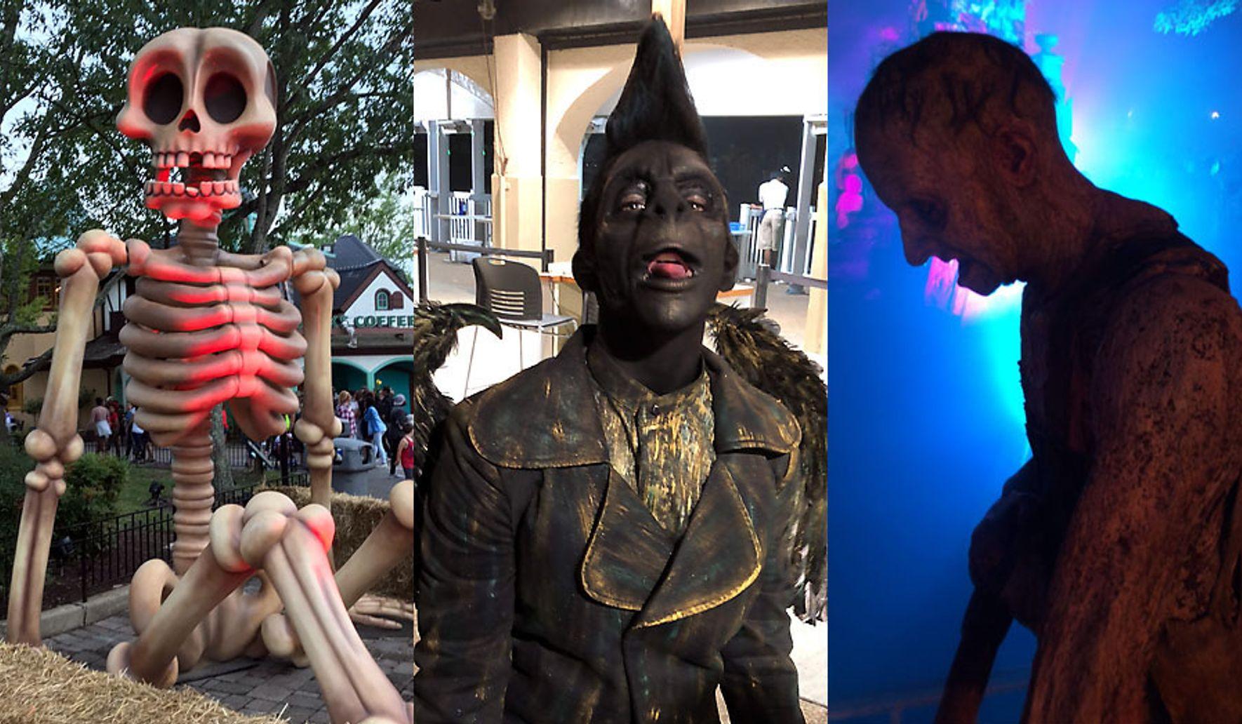 Best horror attractions 2018: Kings Dominion's 'Halloween Haunt