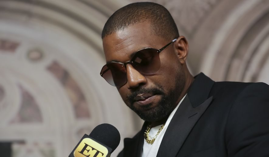 a6f9d8294b0fb Kanye West attends the Ralph Lauren 50th Anniversary Event held at Bethesda  Terrace in Central Park