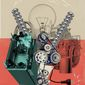 Bogus Energy Company Illustration by Linas Garsys/The Washington Times