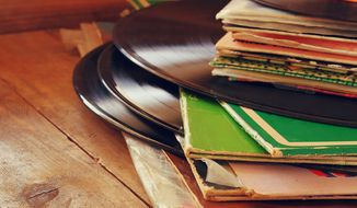 Record collection (Shutterstock)