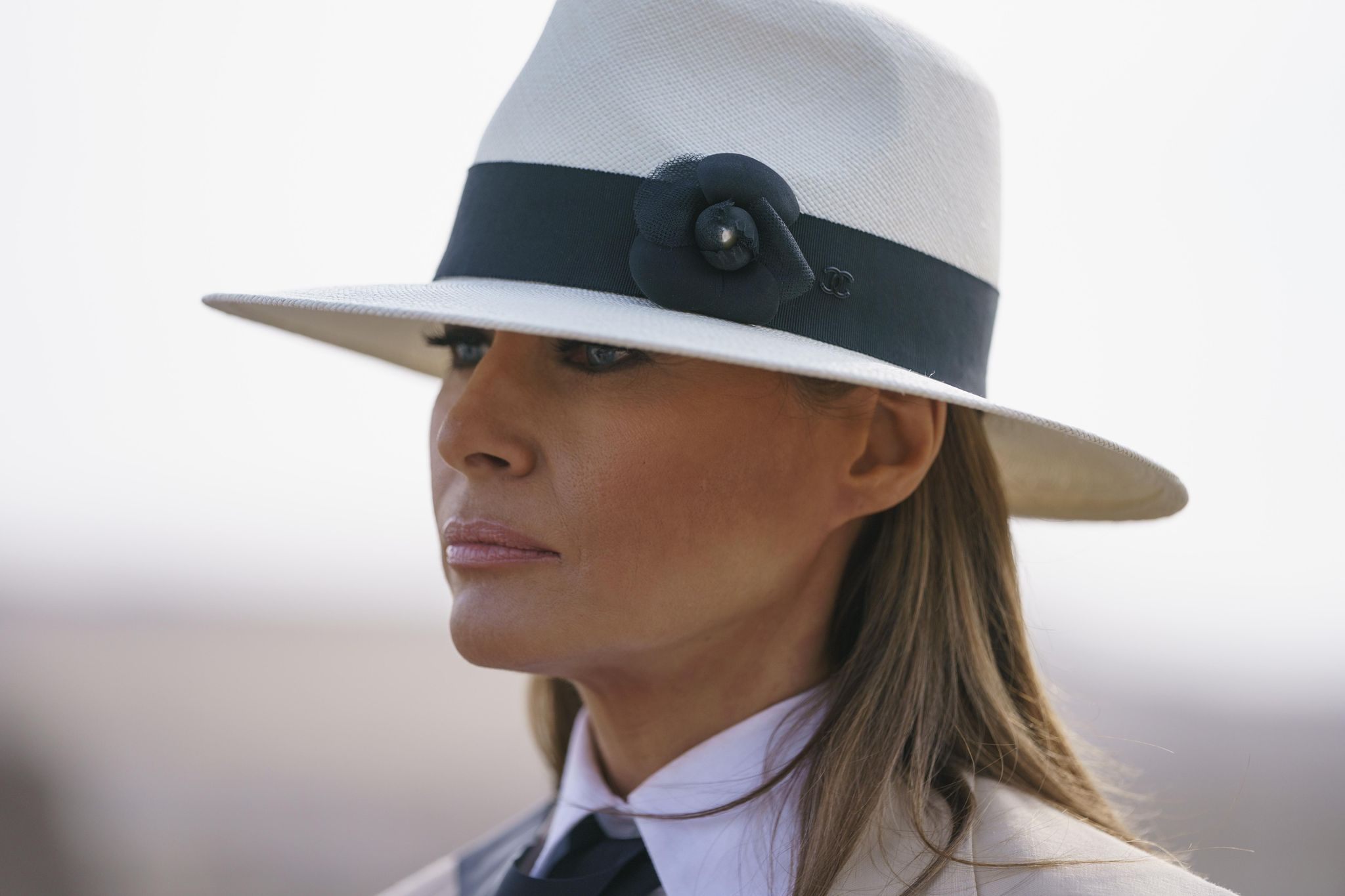 Melania Trump says she might be 'the most bullied person' - Washington Times