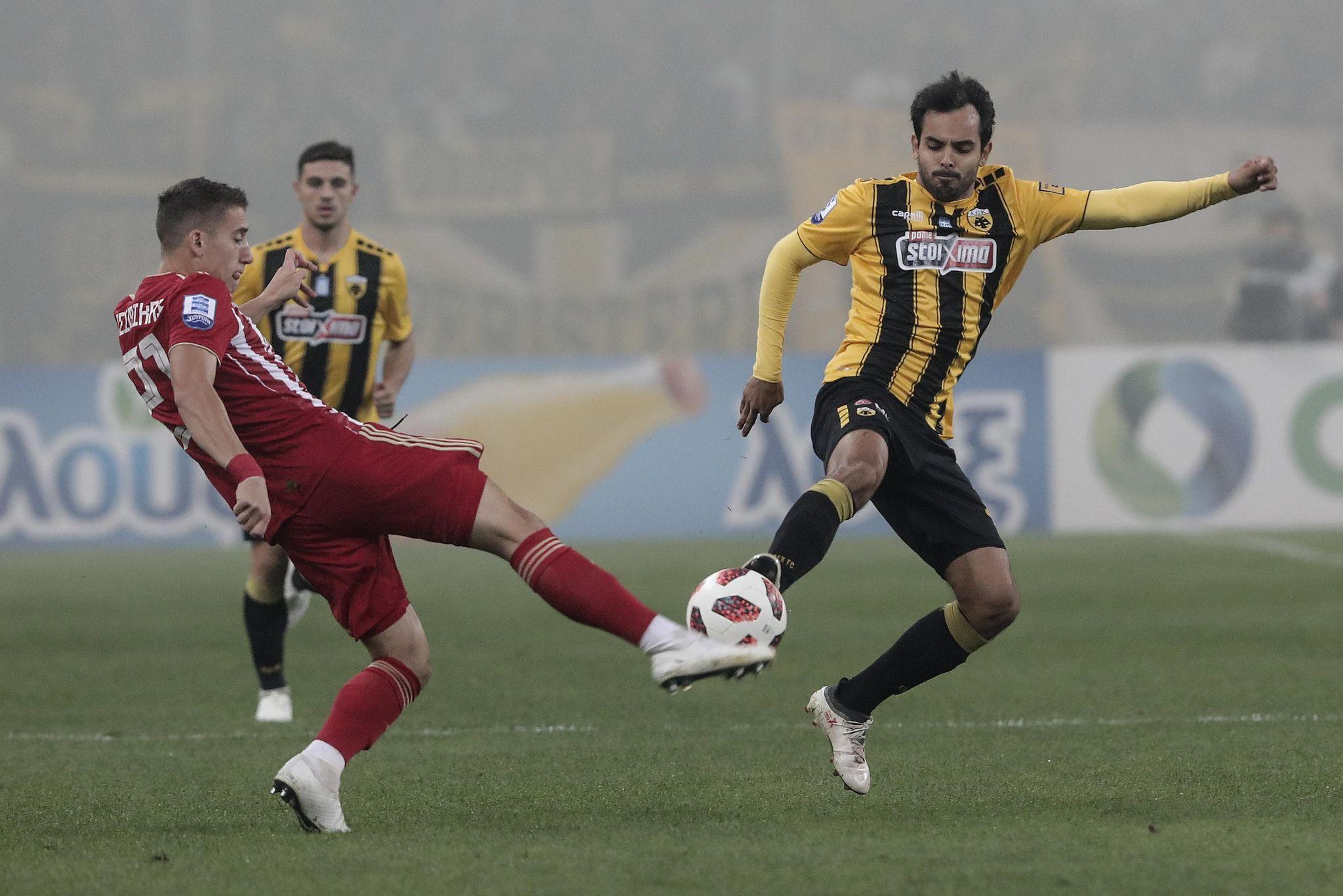 Greek champion AEK Athens to lose points for fan violence - Washington Times