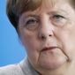 German Chancellor Angela Merkel's political allies suffered major losses Sunday in the Bavarian state elections. Immigration policy was a sticking point for many voters. (ASSOCIATED PRESS)