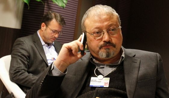 Jamal Khashoggi was a Saudi insider. He rubbed shoulders with the Saudi royal family and supported its efforts to nudge the entrenched ultraconservative clerics to accept reforms. n a dramatic twist of fate, Mr. Khashoggi disappeared on Oct. 2 after visiting his country's consulate in Istanbul and may have been killed there. (Associated Press/File)