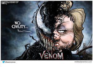 No civility ...