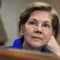 Sen. Elizabeth Warren   Associated Press photo