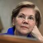 Sen. Elizabeth Warren, Massachusetts Democrat (Associated Press) **FILE**