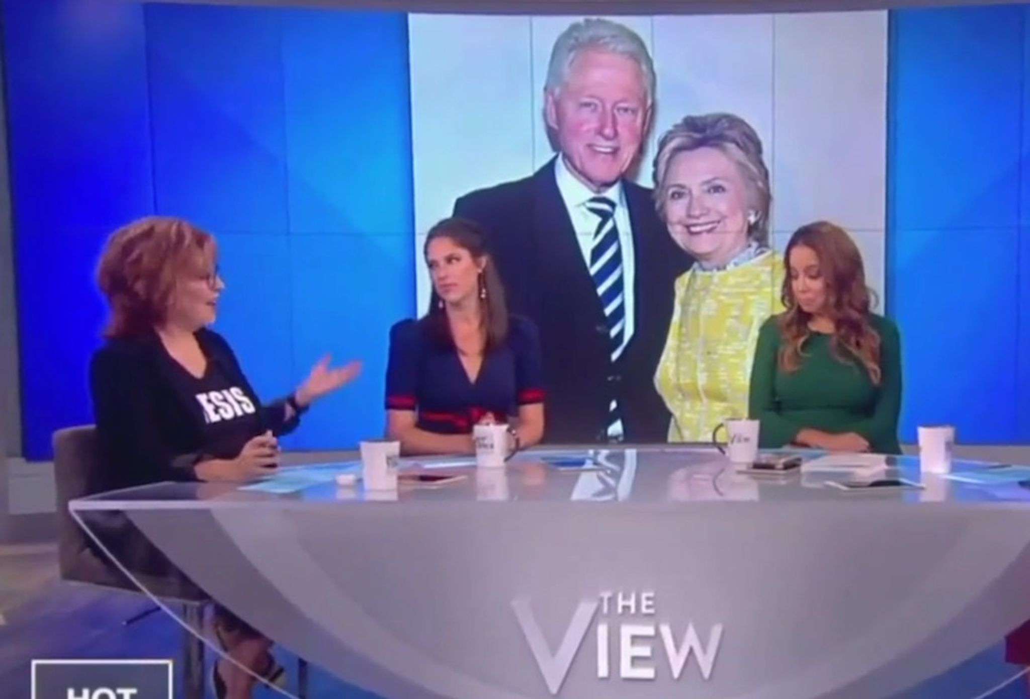Joy Behar: Hillary Clinton largely avoiding 'The View' during 2016 campaign was 'a mistake'