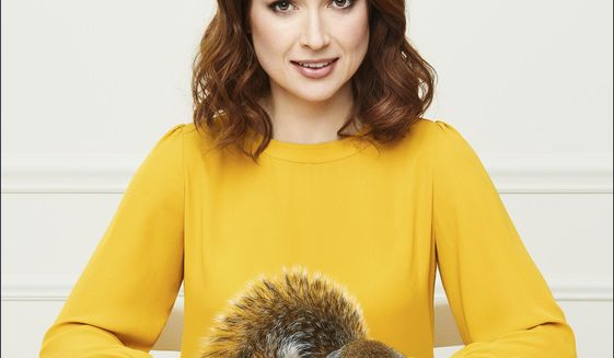Ellie Kemper Endears Herself To Fans In My Squirrel Days