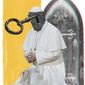 Illustration on Pope Francis at a time of church crisis by Linas Garsys/The Washington Times