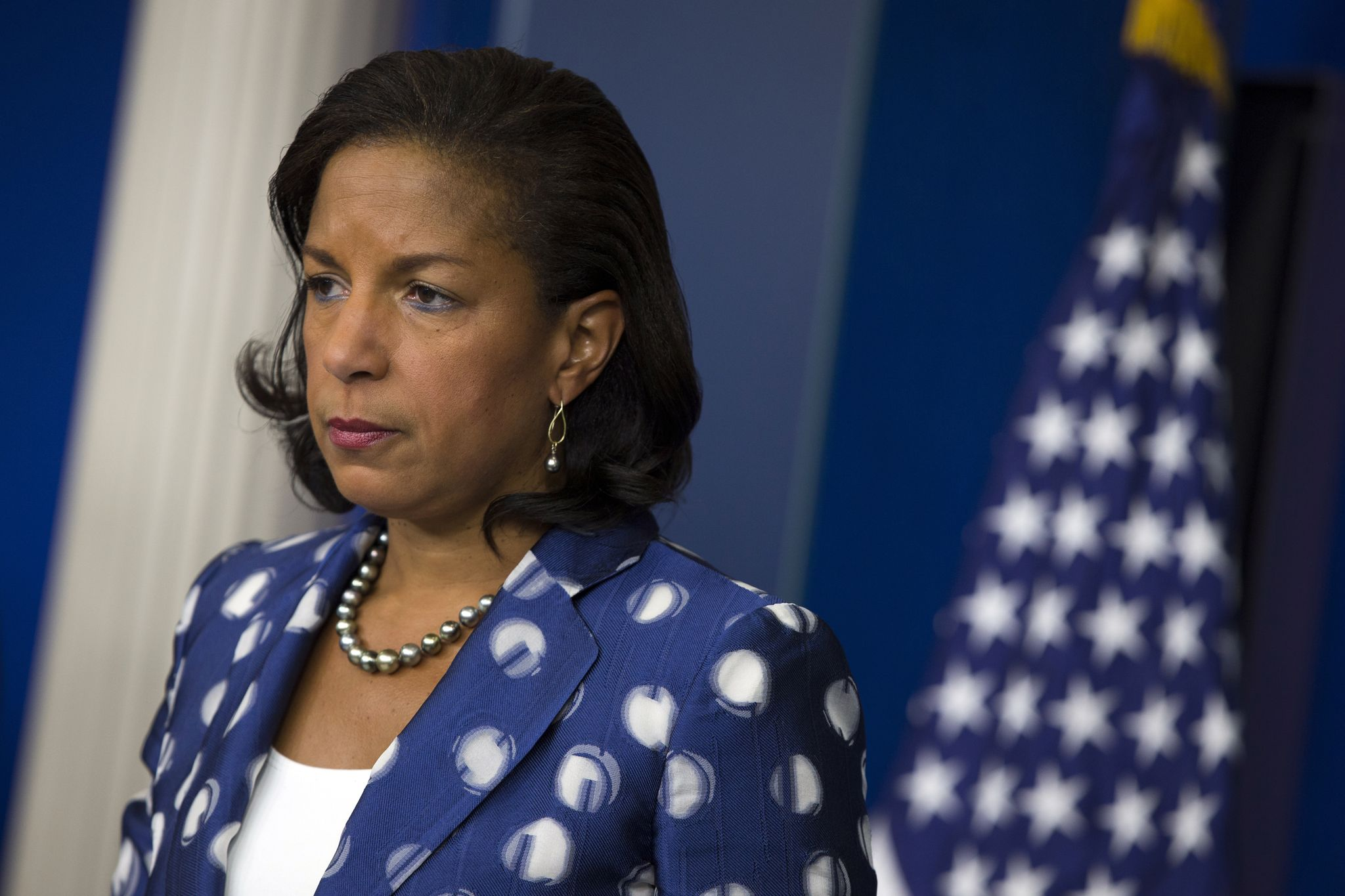 Susan Rice's Republican son drops charges over Kavanaugh rally assault