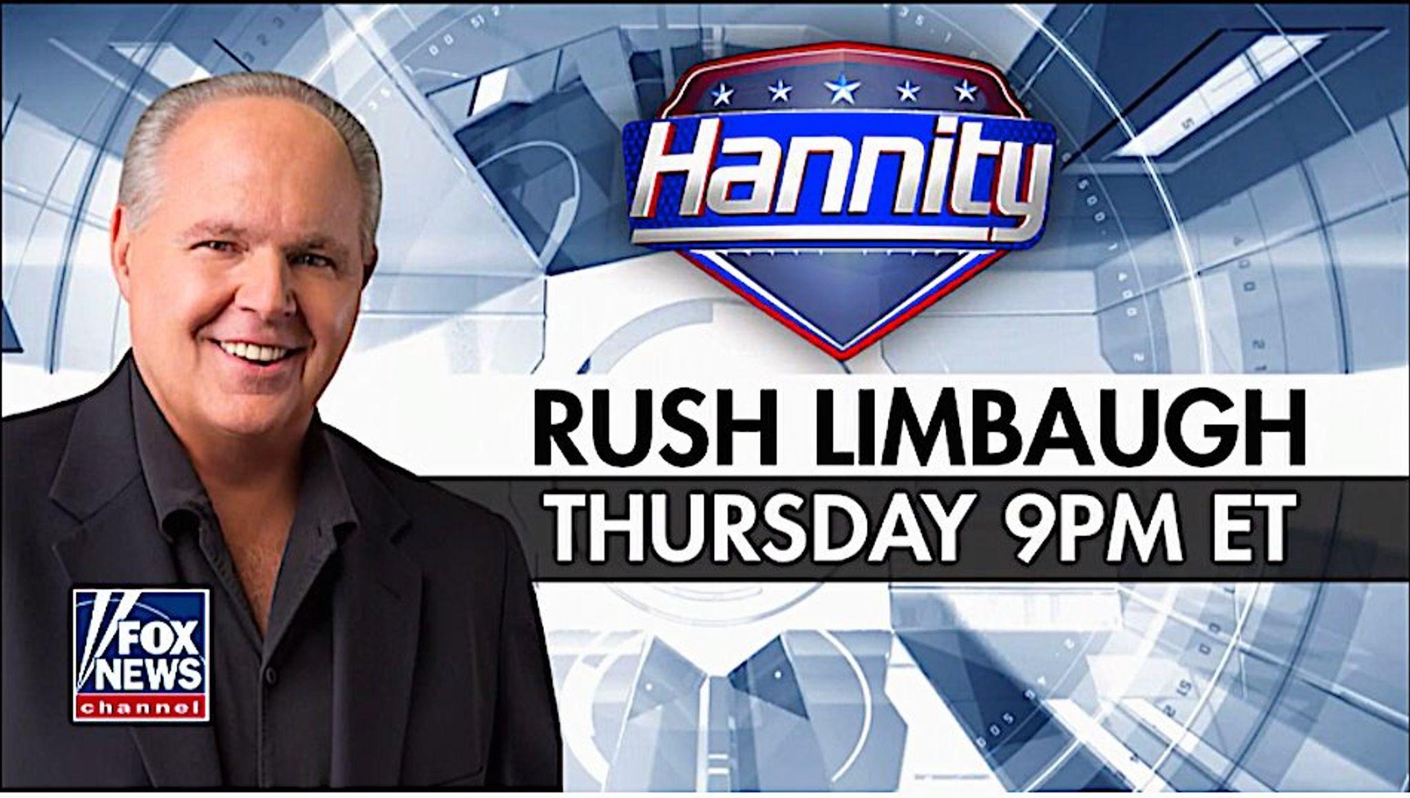 Dream team: Rush Limbaugh and Fox News