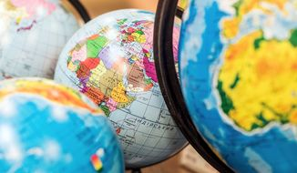 Can you pass a basic geography test? (Shutterstock)