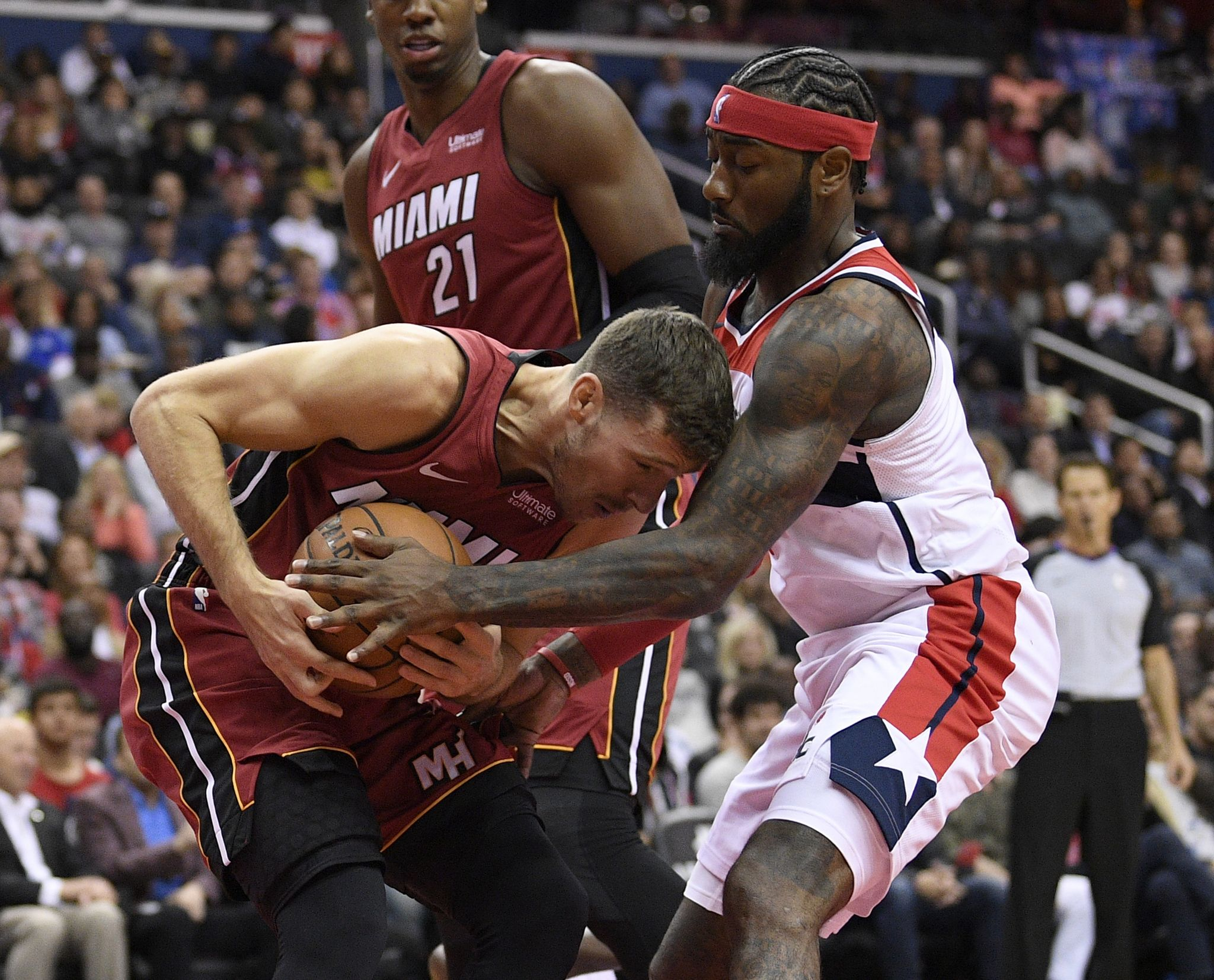 Wizards open season with last-second loss to Heat - Washington Times