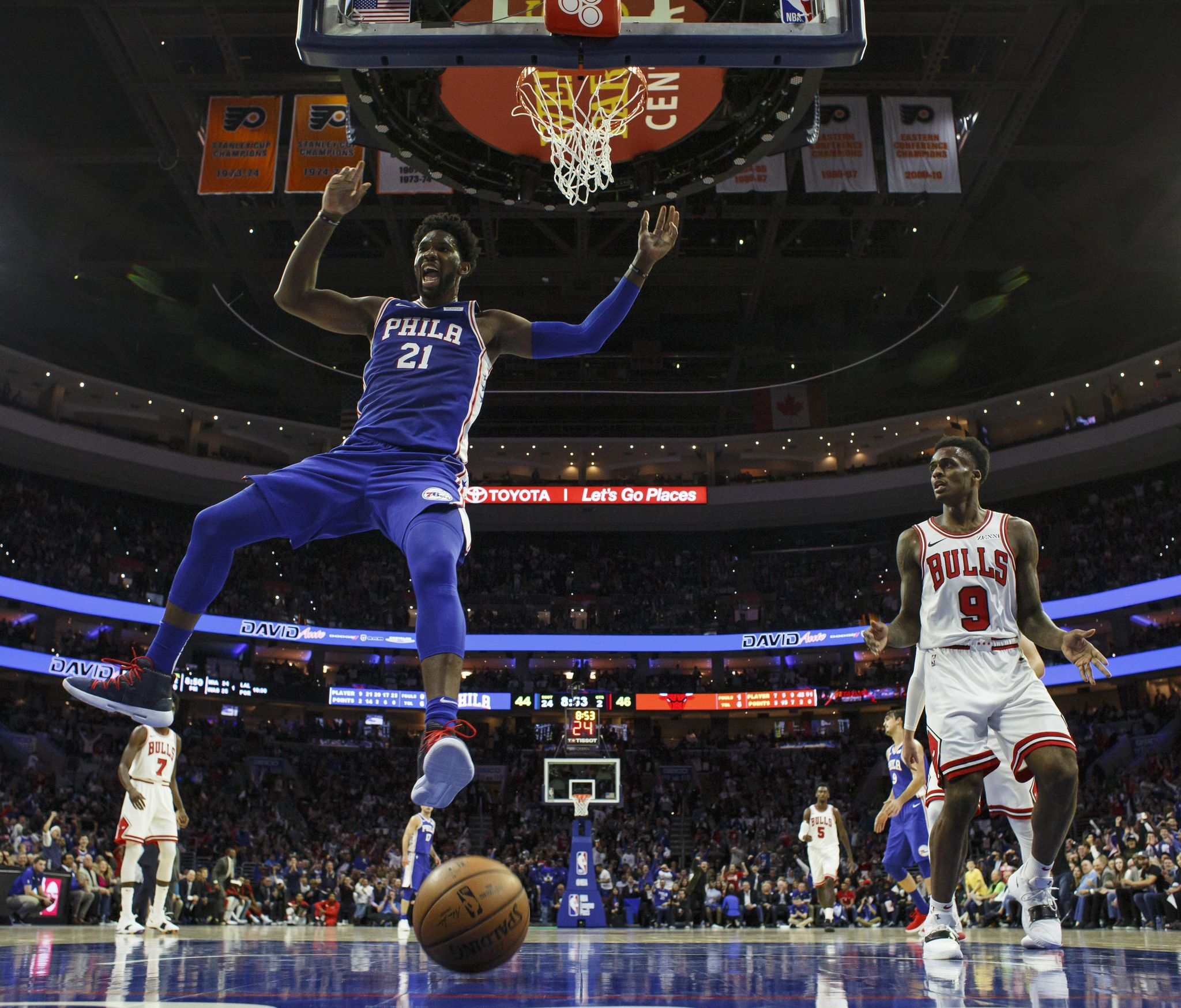 Simmons triple-double leads 76ers past Bulls 127-108 - Washington Times