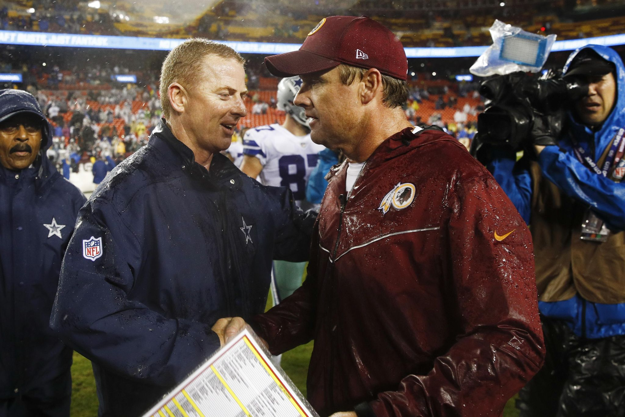 So-so Cowboys, Redskins trying to stop alternating W's, L's - Washington Times